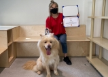 BJ양팡,  유기동물 위해 사료도 기부하고 봉사 활동도 나서
